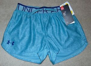 ~NWT Girls UNDER ARMOUR Shorts! Size YXS Loose Fit Nice FS:)~