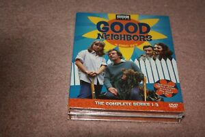 Good Neighbors: The Complete Series 1-3 (DVD 2005 4-Disc Set) *Brand New*