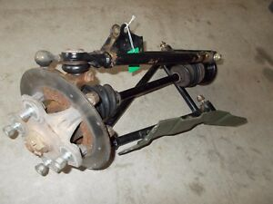 2005 Arctic Cat 500 4X4 Right Front Drive Axle Hub A-Arms Upper Lower end Ball