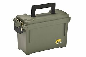 Field Box Ammo Cartridge Storage BOXCase by Plano Hunting Target Shooting