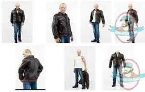 POP toys 16 Scale F10 Men's Leather Bomber Jacket Set B