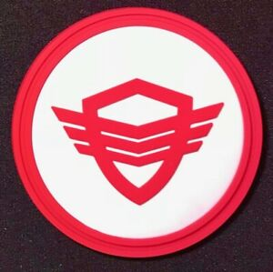 The Orville TV Security Logo Screen Accurate Chest Insignia Badge PVC Pin NEW