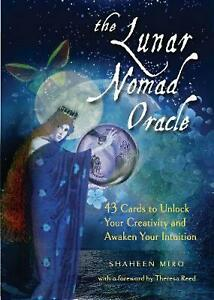 Lunar Nomad Oracle: 43 Cards to Unlock Your Creativity and Awaken Your Intuition $25.25