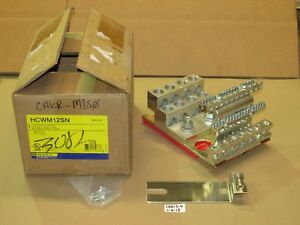 +NEW IN BOX SQUARE D  1200A UNIVERSAL I-LINE NEUTRAL ASSEMBLY HCWM12SN  SER. E1