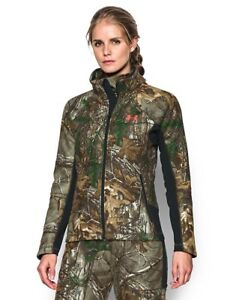 Under Armour Stealth Women's Jacket Rt Xtra Lg 1282689-946-LG
