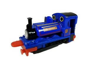 Sir Handel The Blue Engine from Thomas & Friends ERTL Die-Cast Collection Train