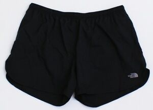 The North Face Black Better Than Naked Brief Lined Split Running Shorts Men's