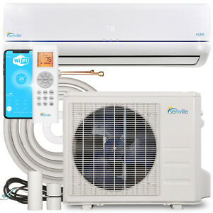 12000 BTU Mini Split Air Conditioner and Heat Pump 22 SEER ENERGYSTAR