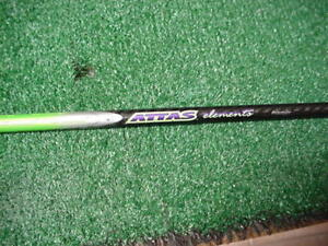 Taylor Made TP RBZ R11S R11 Mamiya Attas Elements Prototype Driver Shaft Stiff