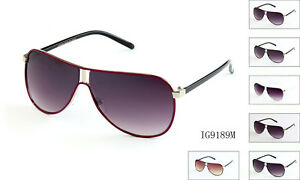 12 Pairs New Women Men Aviator Metal Designer High Quality Sunglasses Wholesale