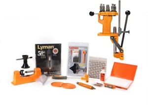 NEW Lyman Brass Smith Turret Press Kit 7810370
