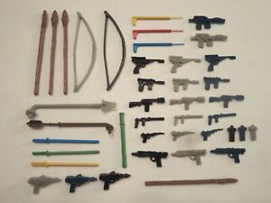 Lot of Star Wars Weapons For Vintage Figures Replacements