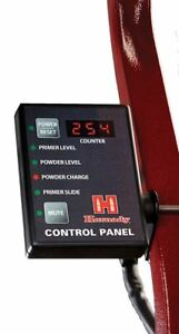 Hornady 044650 Lock-N-Load Deluxe Control Panel  .380 - .45