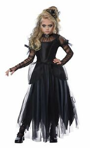 Christmas Nightmare Dark Princess Victorian Gothic Child Girls Costume $64.99