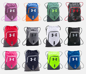 Under Armour Undeniable Sack Pack Drawstring Backpack - FREE SHIPPING - 1261954