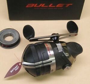 Zebco Bullet ZB3 Fastest Ever Spincast Fishing Reel 5.1:1 Item ZS4451