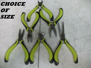 NEW CRAFTSMAN EVOLV MINI PLIERS BENT / LONG NOSE NIPPERS DIAGONAL CUTTER CHOICE