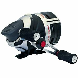 Zebco Bullet Spincast Reel 8+1 Bearings 29 Inches Per Turn
