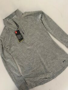 New Under Armour Women's Loose 14 Zip Golf Casual Shirt Top  Small S NWT