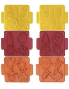 Nordicware COOKIE CUTTER Choice Easter-Spring Halloween-Fall OR Christmas-Winter