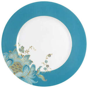 222 Fifth ELIZA TEAL Dinner Plate 9265746