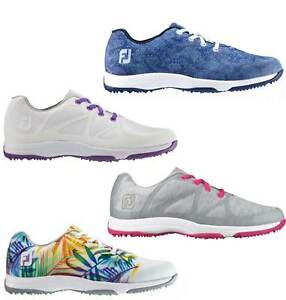FootJoy Women's Leisure Golf Shoes Spikeless Ladies New - Choose Color
