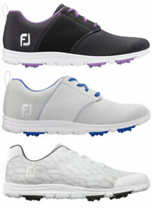 FootJoy enJoy Women's Golf Shoes Ladies Spikeless New - Choose Color