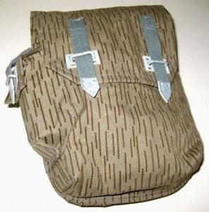 VINTAGE 1985 US Military Belt Camo Pouch Pack Ammo Field Gear Army Surplus