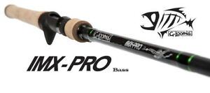 G. Loomis IMX-PRO 884C TWFR Casting Rod - Topwater Frog
