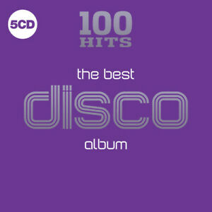 Various Artists 100 Hits: Best Disco Album Various New CD Boxed Set UK