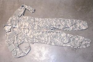 US Military Issue Army ACU Camo Improved Combat Vehicle Crewman CVC Coveralls MS