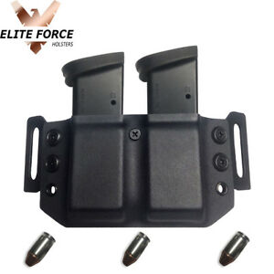 Magazine Holster Fits S&W M&P 40 40CAL Double Stacked OWB Kydex ~AMBIDEXTROUS~