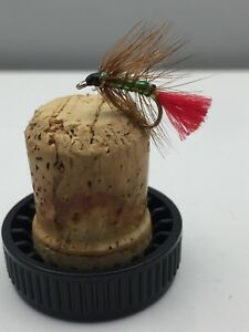 Fly Fishing PRIME COLLECTION WICKHAMS RED TAIL Wet Fly pack Size 12 pack of 12