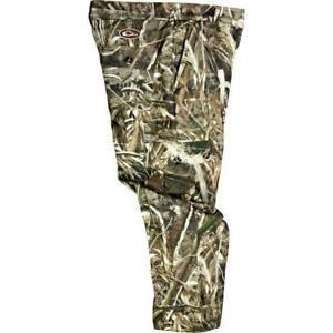 Drake Youth Pant MST Fleece Lined Waterproof Hunting Size Max 5 DW303