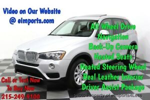 2016 X3 CERTIFIED X3 xDrive28i PREMIUM AWD CAMERA NAVIGATI Call Now to Buy Now NATIONWIDE SHIPPING AVAILABLE competitive financing