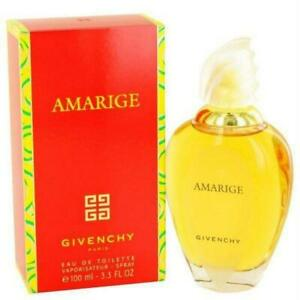 AMARIGE by Givenchy Perfume 3.3 oz 3.4 oz edt New in Box $46.60