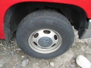 Rear Axle 2WD Round Cover 10 Bolt 8.25