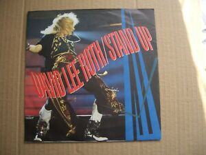 DAVID LEE ROTH - STAND UP - 7