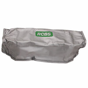 RCBS 9075 Reloading Scale Cover Plastic Gray Fits 502505510 Scales