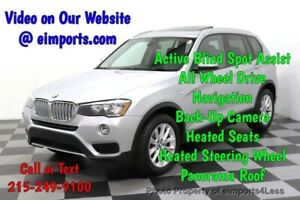 2016 X3 CERTIFIED X3 xDrive28i PREMIUM AWD DRIVING ASSISTA Call Now to Buy Now NATIONWIDE SHIPPING AVAILABLE competitive financing