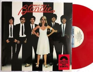 Blondie - Parallel Lines (Red Vinyl) [Vinyl New]