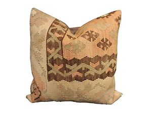 Superb Old  Turkish Tribal Kilim Pillow 20