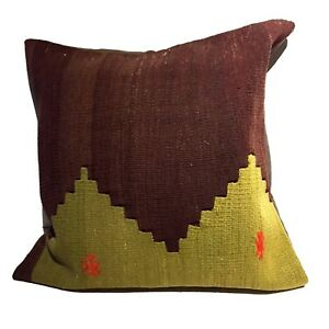 Superb Custom Made Old Turkish  Tribal Kilim Pillow  20