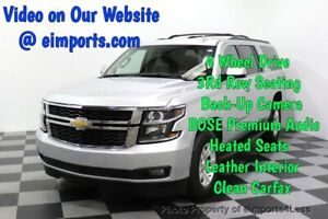 2016 Suburban CERTIFIED SUBURBAN LT V8 4WD 3RD ROW REAR CROSS TR Call Now to Buy Now NATIONWIDE SHIPPING AVAILABLE competitive financing