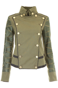 Mr & mrs italy jacket with embroidery JK066E XSUCAN Army - Authentic