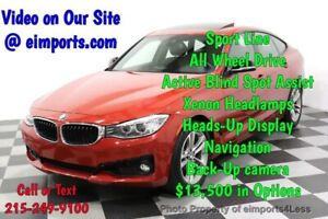 2015 3-Series CERTIFIED 328i xDrive GT Sport Package AWD HUD NAV Call Now to Buy Now NATIONWIDE SHIPPING AVAILABLE competitive financing