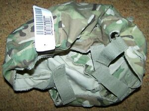 MICH ACH HELMET COVER OCP MULTI-CAM CAMO S  M U.S. ISSUE *NEW*