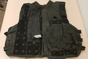 Point Blank Bullet Proof Vest Body Armor ODC Guardian wpouches  sz med reg