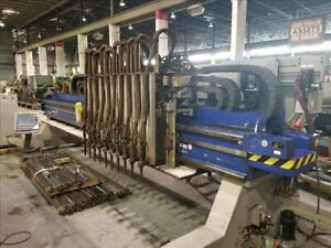 MESSER MG MPC2018 CNC OXY FUEL HEAD FLAME CUTTING SYSTEM B39230