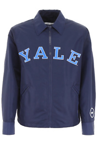 Calvin klein 205w39nyc yale university jacket 91MWJB17 P118 Navy - Authentic